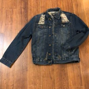Men's denim jacket M